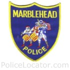 Marblehead Police Department Patch