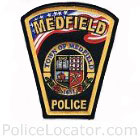 Medfield Police Department Patch