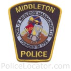 Middleton Police Department Patch
