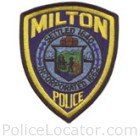 MIT Police Department Patch
