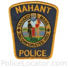Nahant Police Department Patch