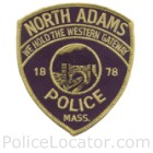 North Adams Police Department Patch