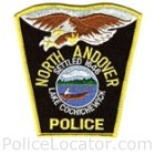 North Andover Police Department Patch