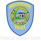 Northborough Police Department Patch