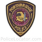 Northbridge Police Department Patch