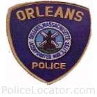 Orleans Police Department Patch