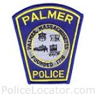 Palmer Police Department Patch