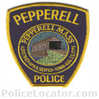 Pepperell Police Department Patch
