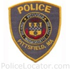 Pittsfield Police Department Patch