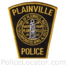 Plainville Police Department Patch
