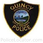 Quincy Police Department Patch
