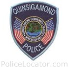 Quinsigamond Community College Campus Police Department Patch