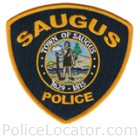 Saugus Police Department Patch