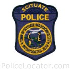 Scituate Police Department Patch