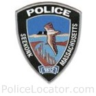 Seekonk Police Department Patch