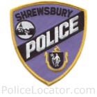 Shrewsbury Police Department Patch