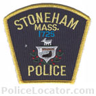 Stoneham Police Department Patch