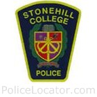Stonehill College Police Department Patch