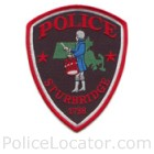 Sturbridge Police Department Patch