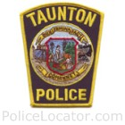 Taunton Police Department Patch
