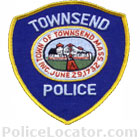 Townsend Police Department Patch