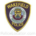 Wakefield Police Department Patch