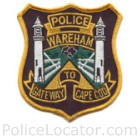 Wareham Police Department Patch