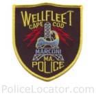 Wellfleet Police Department Patch