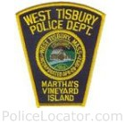 West Tisbury Police Department Patch