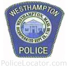 Westhampton Police Department Patch