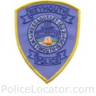 Weymouth Police Department Patch