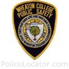 Wheaton College Department of Public Safety Patch
