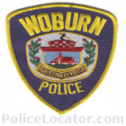 Woburn Police Department Patch