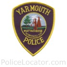 Yarmouth Police Department Patch