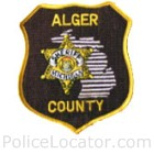 Alger County Sheriff's Department Patch