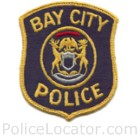 Bay City Police Department Patch