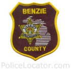 Benzie County Sheriff's Office Patch