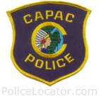 Capac Police Department Patch