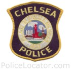 Chelsea Police Department Patch
