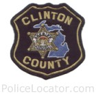 Clinton County Sheriff's Office Patch
