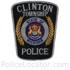 Clinton Township Police Department Patch