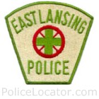 East Lansing Police Department Patch