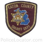 Eaton County Sheriff's Office Patch