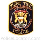 Flint Township Police Department Patch