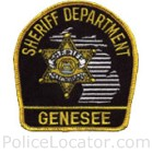 Genesee Charter Township Police Department Patch
