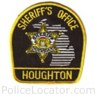 Houghton County Sheriff's Office Patch