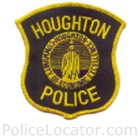 Houghton Police Department Patch