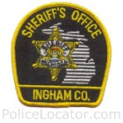 Ingham County Sheriff's Office Patch