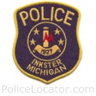 Inkster Police Department Patch