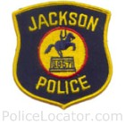 Jackson Police Department Patch